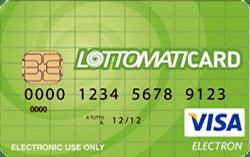 Carta Lottomaticard – Funzioni, opinioni e costi. Conviene?