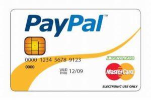 Paypal prepagata login