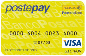 Carta Postepay Standard – Opinioni, costi, saldo e numero verde